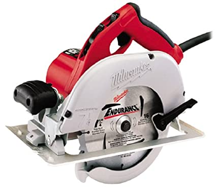 Milwaukee 6391 21 15 amp 7 14 inch circular saw with blade on left milwaukee 6391 21 15 amp 7 14 inch circular saw with greentooth Images