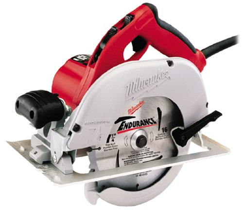 Milwaukee, 6391-21, Circular Saw, 7-1 4 In. Blade, 5800 rpm