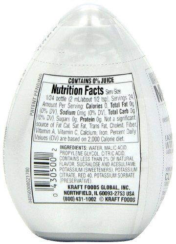 MiO Liquid Water Enhancer, Fruit Punch, 1.62 Ounce (Pack of 12) by Mio (Image #3)'