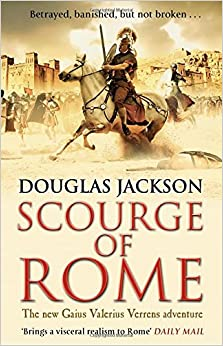 Book Scourge of Rome: (Gaius Valerius Verrens 6)