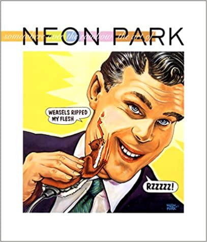 Read online Somewhere Over the Rainbow: The Art of Neon Park PDF, azw (Kindle), ePub, doc, mobi