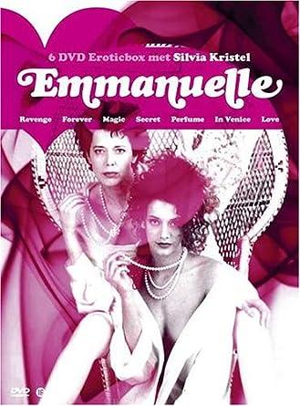 Emmanuelle 6 Dvd Box Set Revenge Forever Magic Secret Perfume