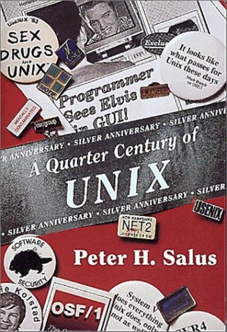 Coffee House Maxwell History (A Quarter Century of UNIX)