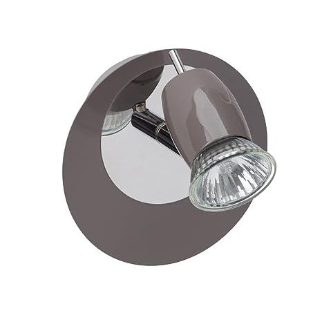 Brilliant 37910/52 Kora Spot - Perchero, metal/NC, GU10, 40 ...