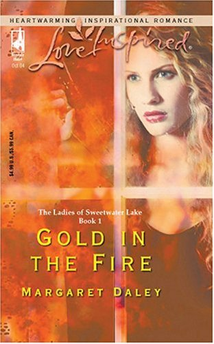 book cover of Gold in the Fire