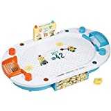 Despicable Me Minions Electronic Air Hockey Table Top Toy Game Arena Kids Childrens Xmas Gift