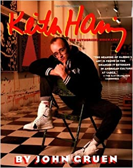 Book Keith Haring: The Authorized Biography September 1, 1992