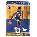 2017-18 Panini Hoops #288 Jordan Bell Golden State Warriors Rookie Basketball Card