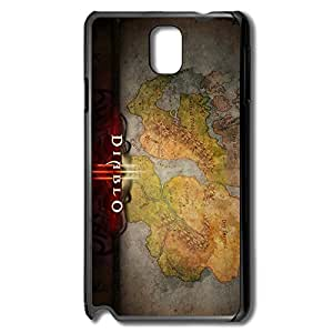 Diablo III Full Protection Case Cover For Samsung Note 3 - Vintage Shell