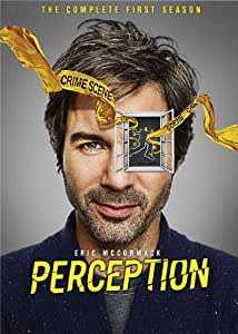 Perception: The Complete First Season (Sous-titres français)