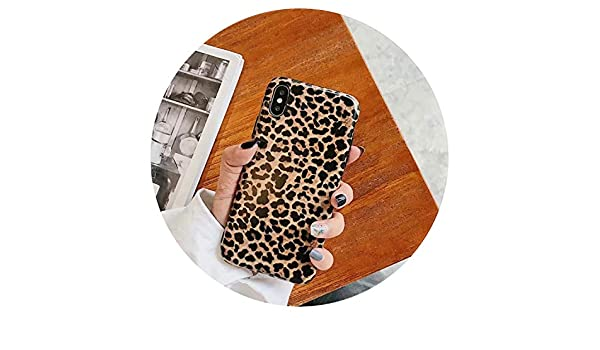 Amazon.com: Retro Tiger Leopard Print Panther Silica Soft ...