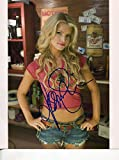 "JESSICA SIMPSON sexy""Dukes of Hazzard"" signed"