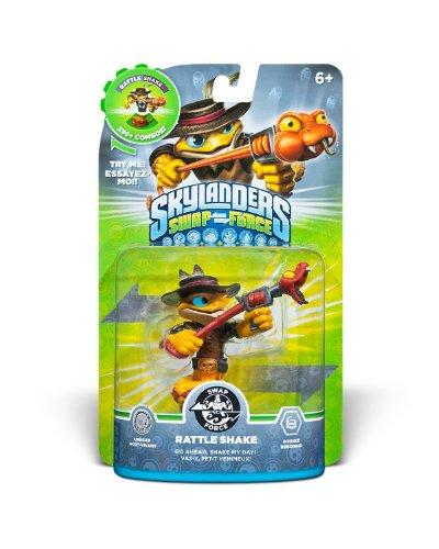 Skylanders SWAP Force: Rattle Shake Character (SWAP-able)