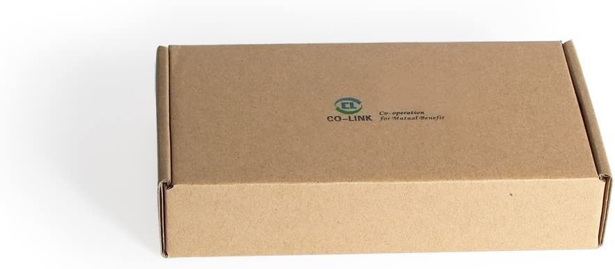 Co-link DIY V-Shaped Cuir Coupe Craftstool Punch Outils pour Ceinture//Porte-Monnaie avec 7 Tailles