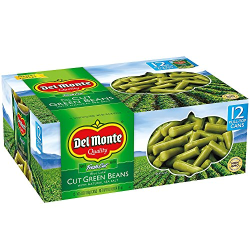 Del Monte Blue Lake Cut Green Beans (14.5 Ounce Cans, 12 pk.)