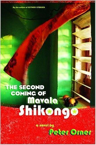 Book: The second Coming of Mavala Shikongo
