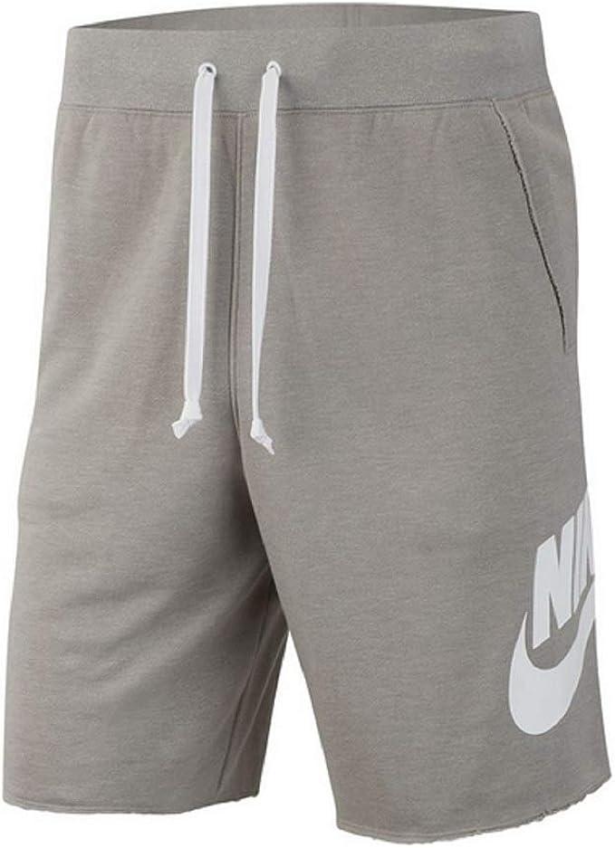 Nike Alumni French Terry Shorts Grey X Large: Amazon.co
