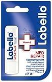 Labello Lippenpflege Med Repair, 3er Pack