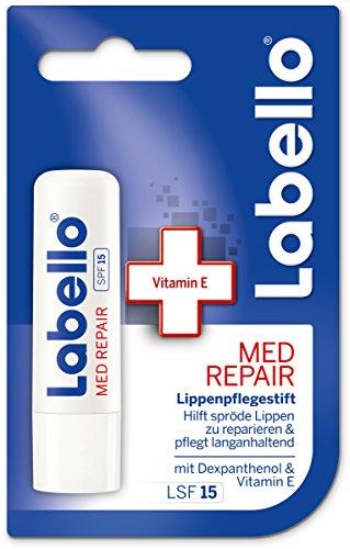 Labello Lippenpflege Med Repair, 3er Pack (3 Stück)