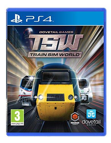 (Train Sim World 輸入版 PS4)