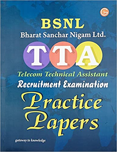 bsnl tta 2013 question paper