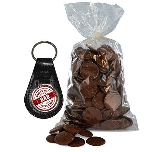 Design clés 1stopshops Cuir En Et Chocolat Dad Porte Joint Sac Lait De Best 200 Boutons World's Au nbsp;g qYxSwxIR