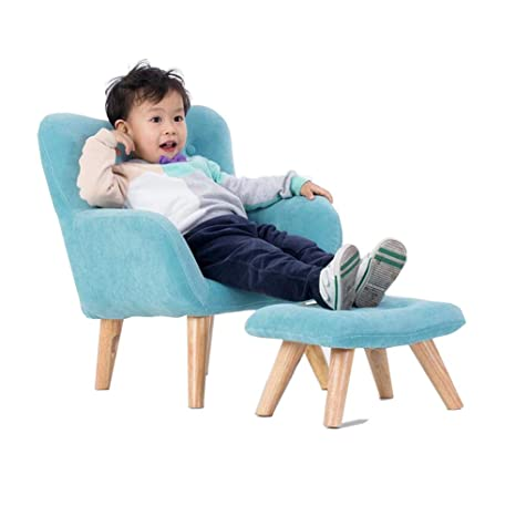 Amazon.com: Sillones CJC sofá de lujo para niños, sillón de ...