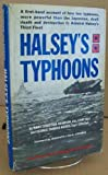 img - for Halsey's typhoons : book / textbook / text book