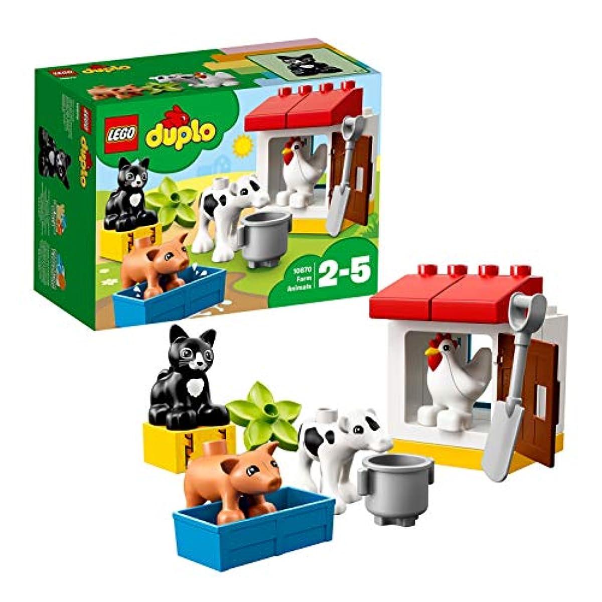 [해외] 레고(LEGO) 듀플로 나 하 # 우노 동물 들 10870