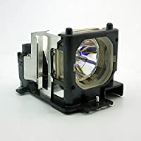 Kingoo Projector Lamp For HITACHI CP-X345 DT00671 Projector Replacement Lamp Bulb & Housing - By Kingoo