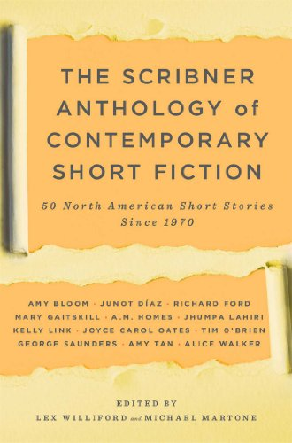 Scribner Anthology Of Contemp.Short...