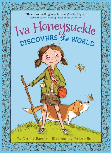 Download Iva Honeysuckle Discovers the World (Iva Honeysuckle Book, An) pdf epub