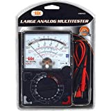 IIT 26410 Large Analog Multi Tester,