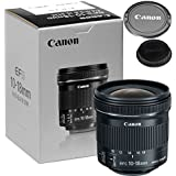 Canon EF-S 10-18mm f/4.5-5.6 IS STM Lens (New Retail Box)