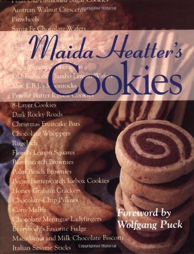 Maida Heatter's Cookies (Maida Heatter Classic Library) PDF
