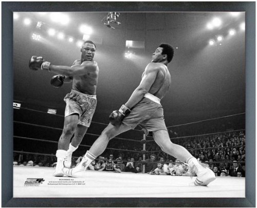 Muhammad Ali Frazier Framed Photograph product image