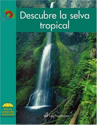 Descubre la selva tropical (Science - Spanish) (Spanish Edition) by Brand: Capstone Press (Image #1)