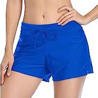Mujeres Shorts de Deporte Sólido Pantalones Cortos