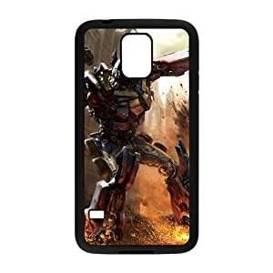 Samsung Galaxy S5 Cell Phone Case Black Transformers Phone Case Cover Unique Customized XPDSUNTR14891