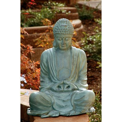Large Garden Buddha Statue