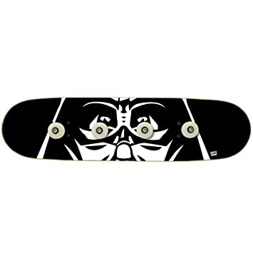 Skateboard Star Wars Darth Vader Perchero de Pared Moderno ...