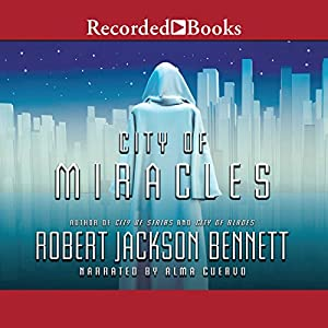 City of Miracles Audiobook