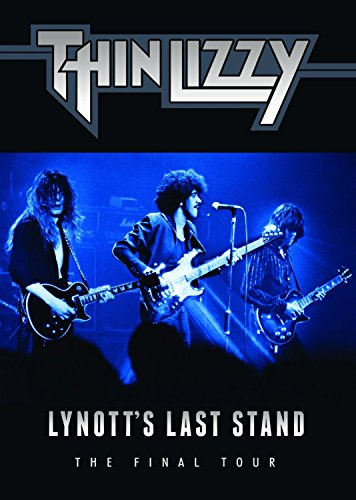 Lynott's Last Stand (The Last Song 2010 Dvd)