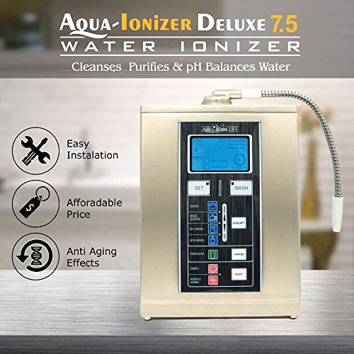 Buy water filter and alkalizer
