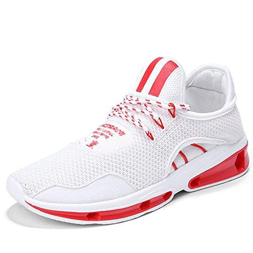 Chaussures De Sport Occasionnels Pour Hommes Chaussures De Course Chaussures De Fitness Respirant Confortable Mode