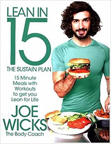 Lean in 15: The Sustain Plan Joe Wicks