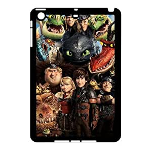 LSQDIY(R) toothless dragon iPad Mini Phone Case, Cheap iPad Mini Hard Back Case toothless dragon