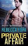 Private Affair (Rockfort Security)