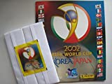 Panini 2002 Complete Collection 576 Stickers NEW Fifa Korea Japan World Cup