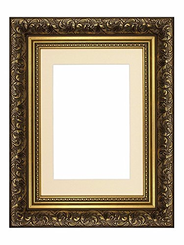 Paintings Frames Ornate Swept Antique Style French Baroque S